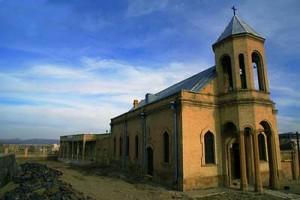 کلیسای گریگوری در تور ارمنستان