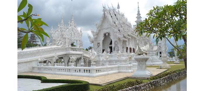 تور تایلند در معبد سوان داک