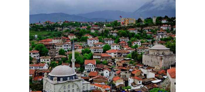 سافرانبلو در تور ترکیه