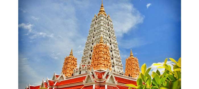 معبد وانسانگ وارارام تور تایلند