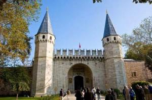 تور استانبول در موزه توپ قاپی