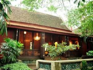 موزه جیم تامسون در تور تایلند