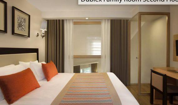 هتل آکا آلیندا کمر