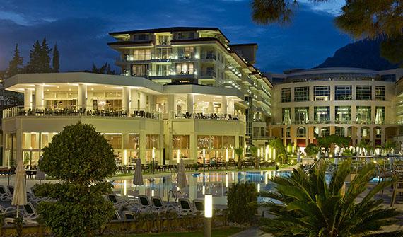 هتل باروت کمر