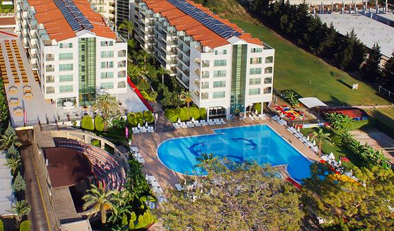 هتل گرند رینگ آنتالیا