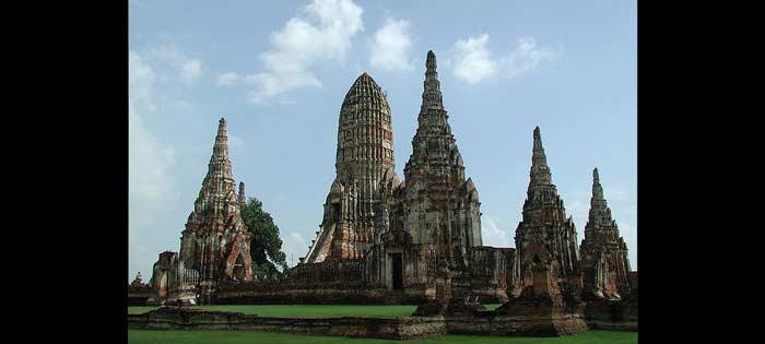 پارک آیوتایا در تور تایلند