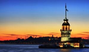 تور استانبول با برج دختر استانبول
