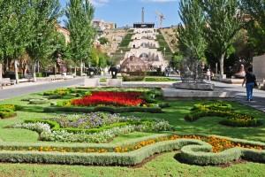 کاسکاد هزار پله با تور ارمنستان