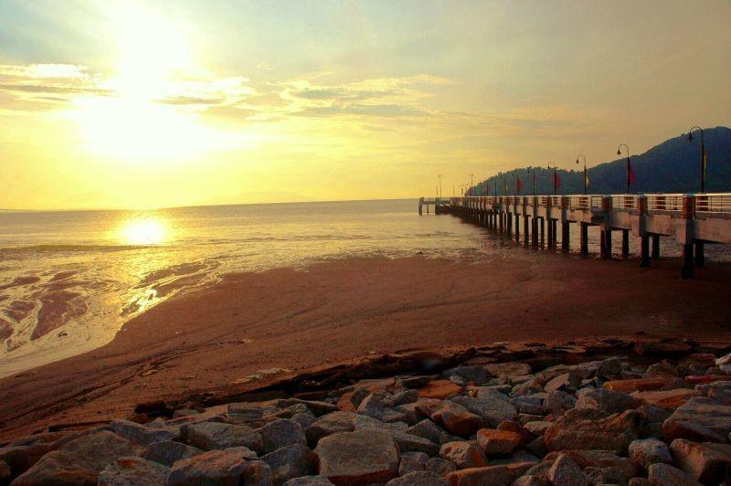 جزیره پنانگ,تور مالزی