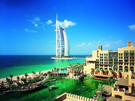 منطقه دیره در تور دبی