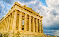 بازدید از منطقه تاریخی آکروپولیس