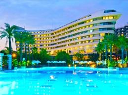 هتل کنکورد آنتالیا