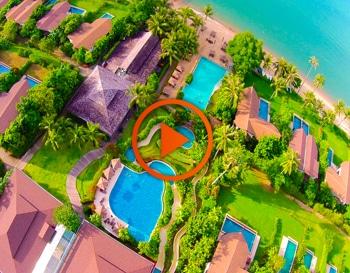 ویدیو هتل دِ ویلِیج کوکونات آیلند پوکت