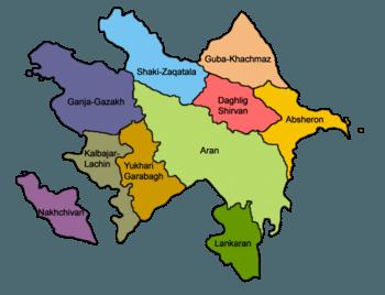 تقسیمات کشوری جمهوری آذرباییجان