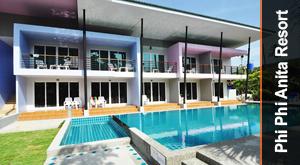 هتل آنیتا ریزورت فی فی