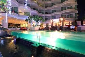 تور تایلند هتل Pattaya Seaview