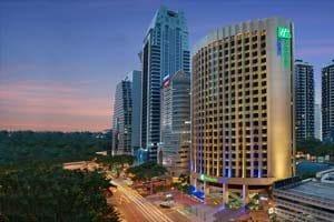 تور مالزی هتل Holiday Inn