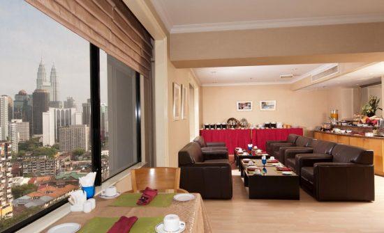 هتل رویال بینتانگ کوآلالامپور (16)