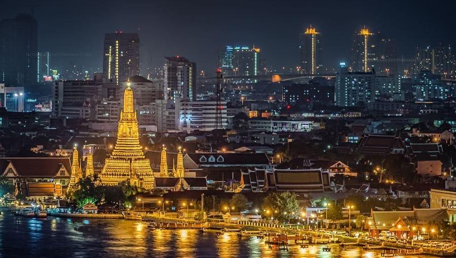 وات آرون تور تایلند
