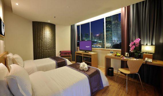 هتل Le Apple Boutique کوالالامپور (8)