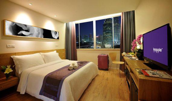 هتل Le Apple Boutique کوالالامپور (9)