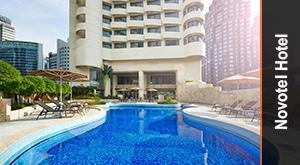 هتل نووتل کوآلالامپور