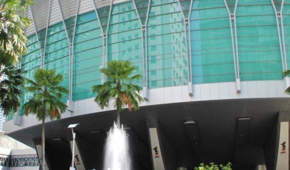 هتل novotel کوآلالامپور (1)