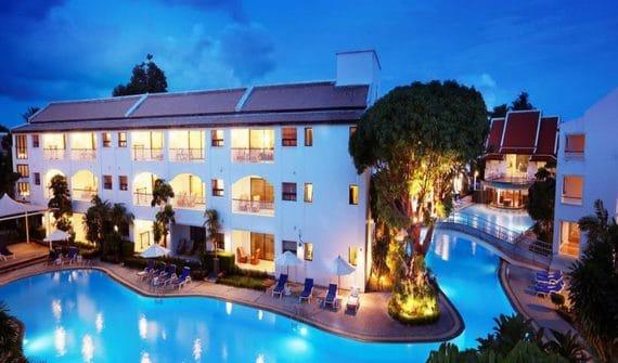 هتل سامویی پالم بیچ