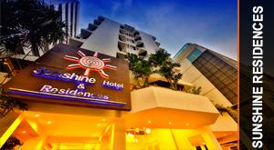 هتل سان شاین رزیدنس پاتایا