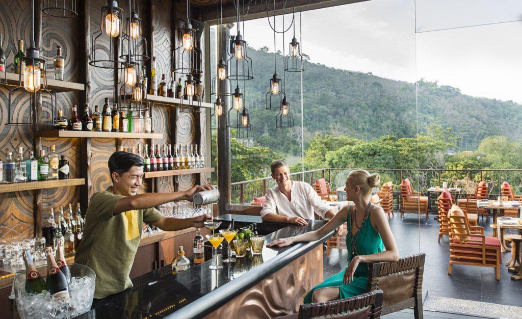 رستوران هتل کیمالا