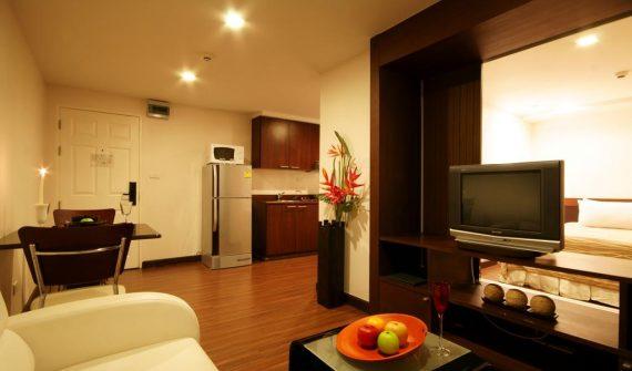 هتل ای رزیدنس ساتورن بانکوک