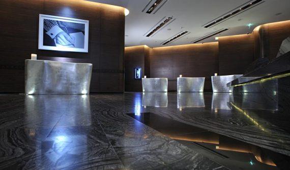 هتل لی مریدین بانکوک ( هتل لمریدین بانکوک )