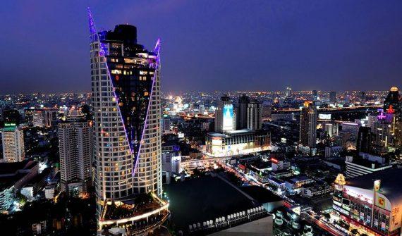هتل سنتارا گرند ات سنترال بانکوک