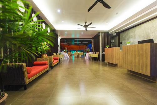 هتل آسپیرا سامویی