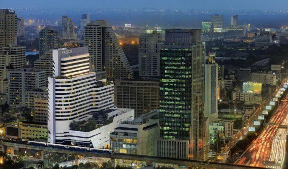 هتل جی دبلیو ماریوت بانکوک