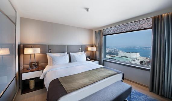 هتل مارمارا استانبول