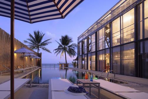 هتل مالیبو بیچ سامویی