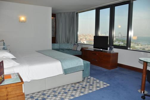 هتل شریتون استانبول
