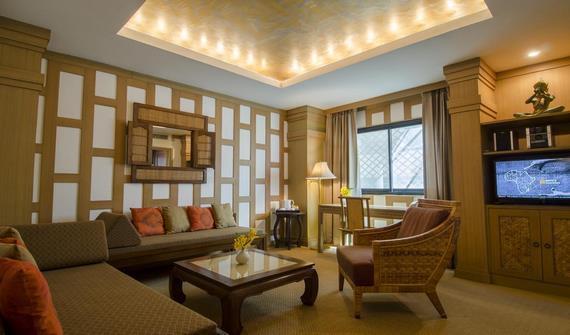 هتل تارنتاوان بانکوک