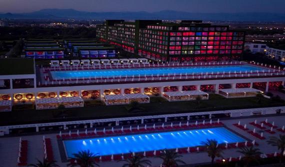 هتل ادام اند او انتالیا
