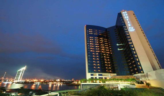 هتل مونتین ریورساید