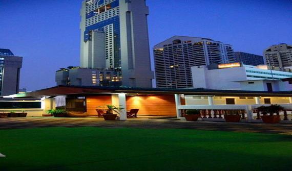 هتل امباسی ساتورن بانکوک