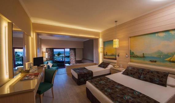 هتل کایا بلک آنتالیا