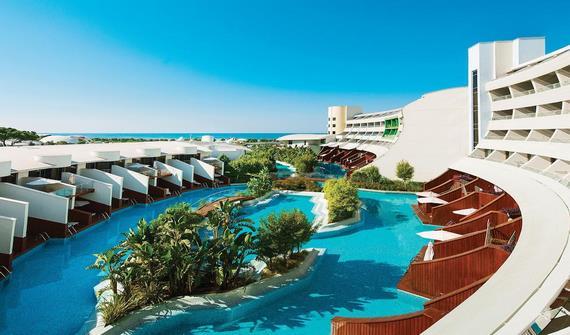 هتل کورنلیا دیاموند آنتالیا