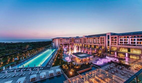 هتل رگنوم کاریا گلف