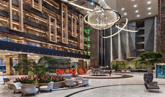 هتل رگنوم کاریا گلف آنتالیا