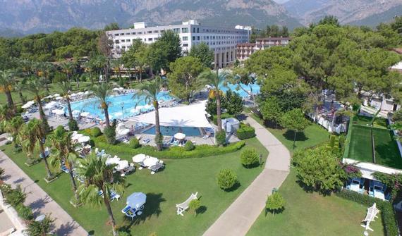 هتل میرادا دل مار آنتالیا