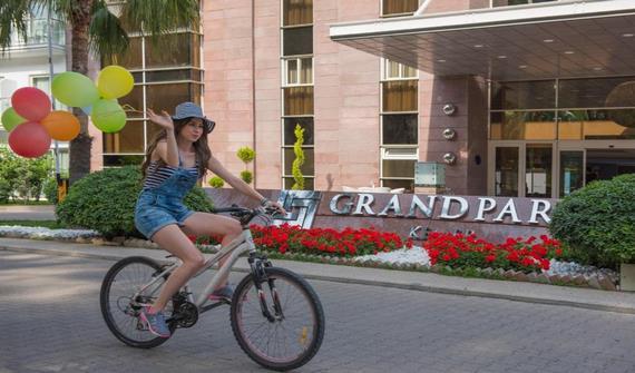 هتل گرند پارک کمر آنتالیا