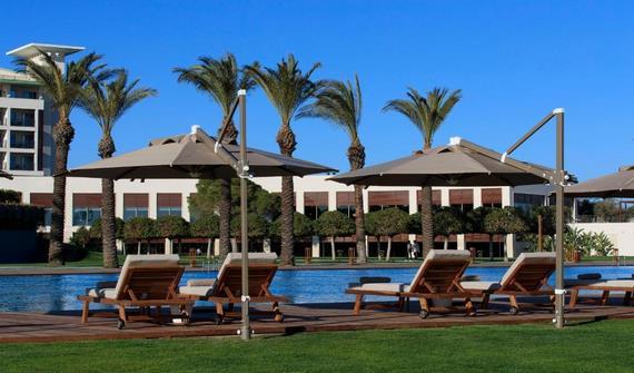 %post هتل ریکسوس پرمیوم آنتالیا
