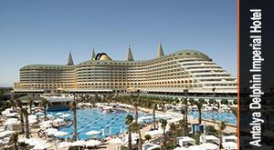 هتل دلفین ایمپریال لارا آنتالیا